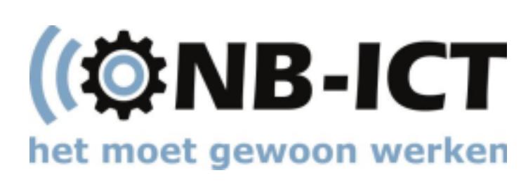 NB-ICT | Het moet gewoon werken